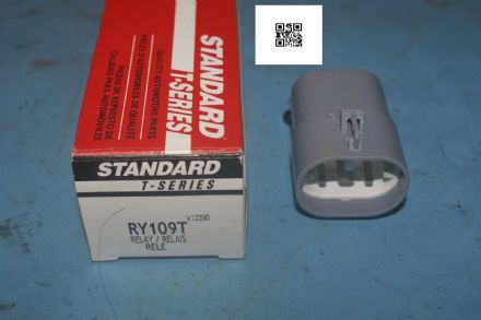 1988-1989 Corvette C4 Fuel Pump Relay, Standard RY109, New In Box